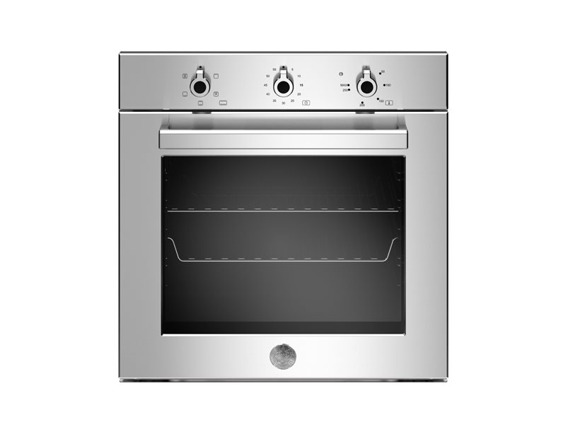 60cm Electric Built-in Ovens 5 functions | Bertazzoni - Stainless Steel