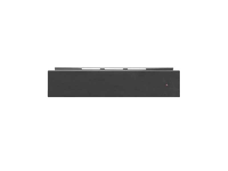 60x12 cm Warming Drawer | Bertazzoni - Matt Black