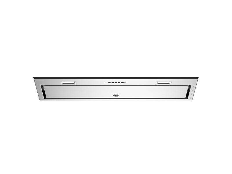 86 cm built-in hood, 1 motor | Bertazzoni - Stainless Steel