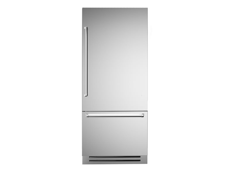 90 cm Built-In Bottom Mount, Panel Installed Right hinges | Bertazzoni - Stainless Steel