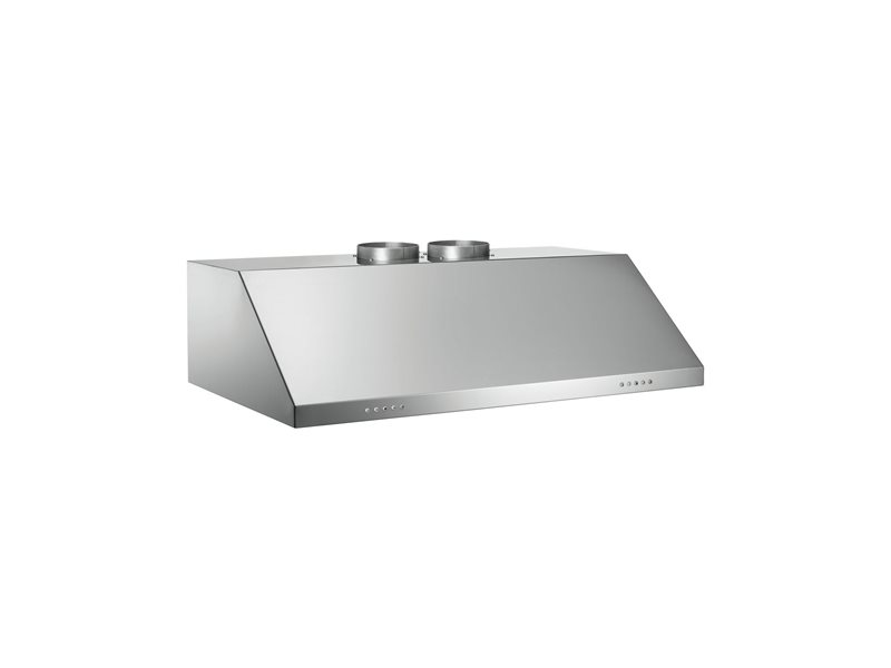 90 Undermount Hood 2 Motors | Bertazzoni - Stainless Steel