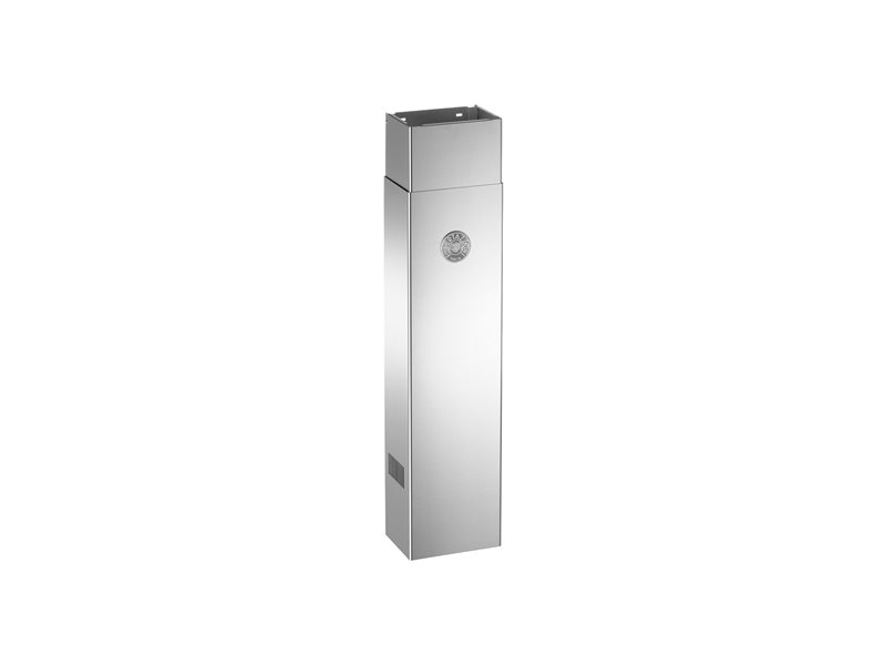 Narrow Duct Cover Short | Bertazzoni - Stainless Steel